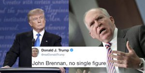 Trump and Brennan